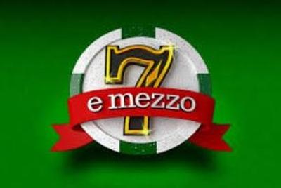 7e mezzo Logo