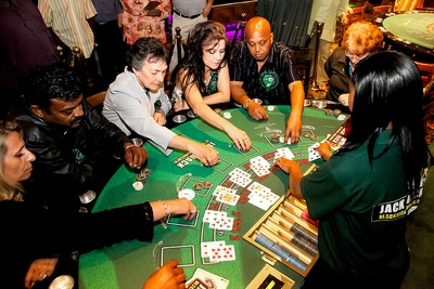 Blackjack Cheating team