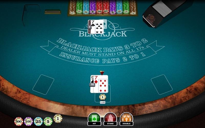 Blackjack Deal