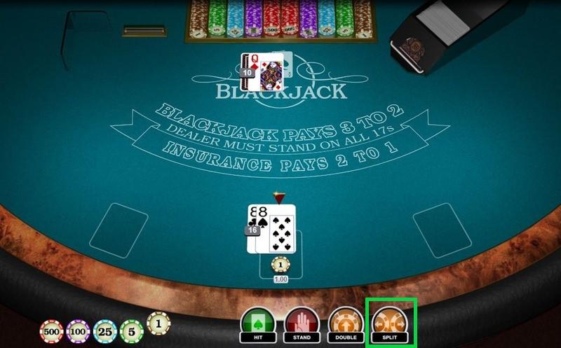 Blackjack Pairs