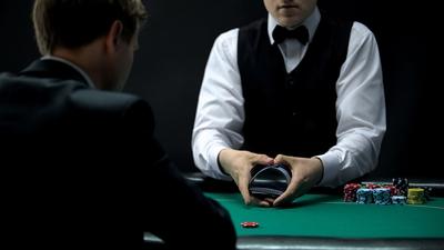 Blackjack False Shuffle