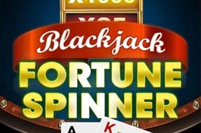 Blackjack Fortune Spinner Logo