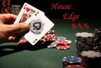 Blackjack house Edge