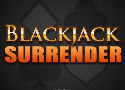 Blackjack Surrender Logo