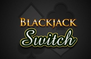 Blackjack Switch Logo