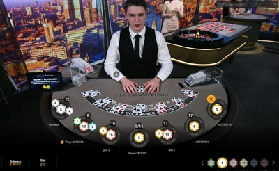 Card Counting Live Casino