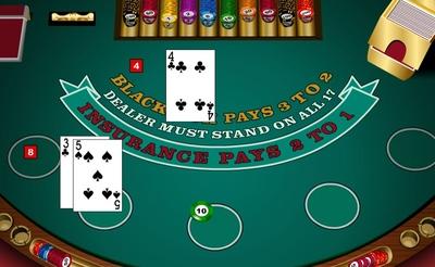 Card Counting RNG Blackjack