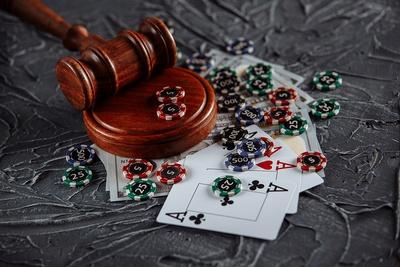 Casino Court Judge