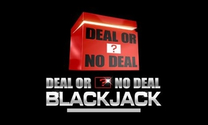 Deal or No Deal Blackjack logo