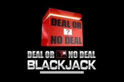 Deal or No Deal Blackjack Logo