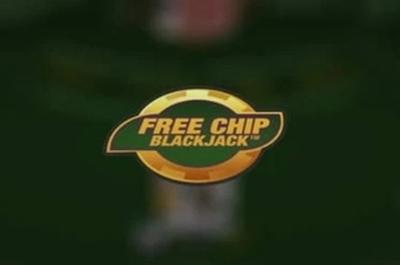 Free Chip Blackjack Logo