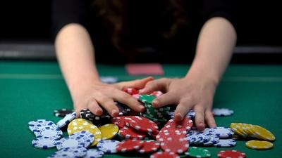 Going All In Blackjack
