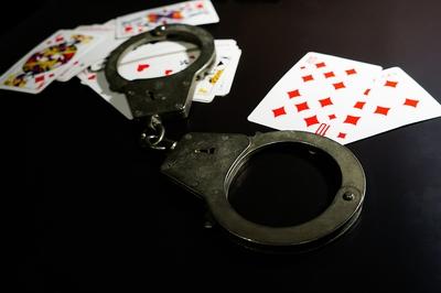 Handcuffs and Blackjack