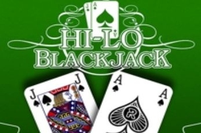 Hi Lo Blackjack Logo