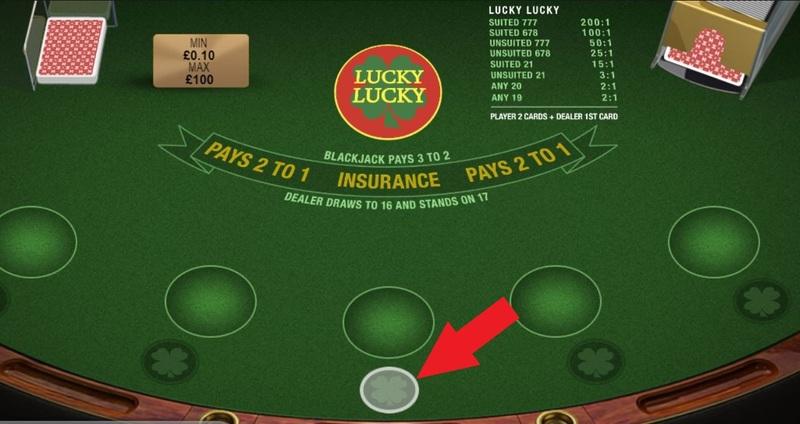 Lucky Lucky Side Bet