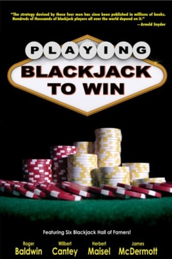 Playing Blackjack to Win Reprint