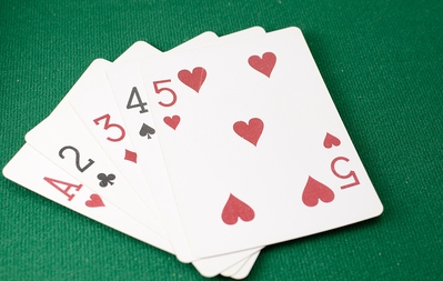 Pontoon 5 Card Trick