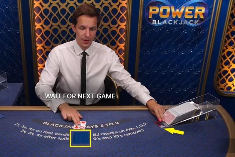 Power Blackjack Dealer