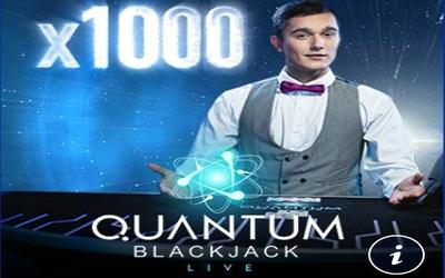 Quantum Blackjack Logo