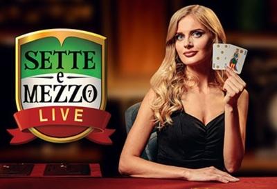 Sette e Mezzo Live Logo
