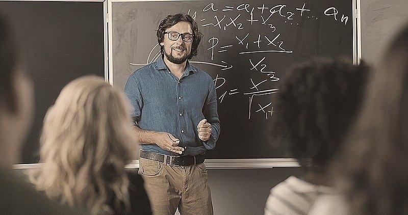 Teaching Maths MIT Blackjack