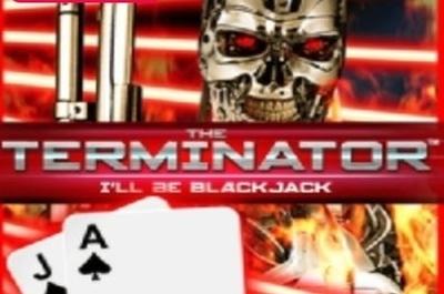 Terminator Blackjack Logo